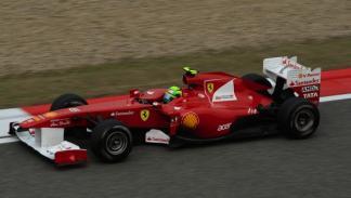 Ferrari Felipe Massa