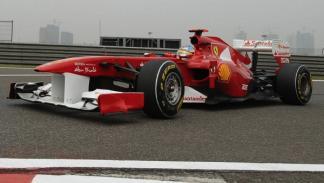 Fernando Alonso-Ferrari 150º Italia