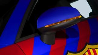 Audi A1 FC Barcelona detalle