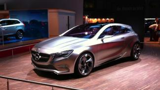 Mercedes Concept A-Class Salón de Barcelona 2011