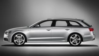 Audi A6 Avant trasera