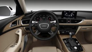 Audi A6 Avant lateral