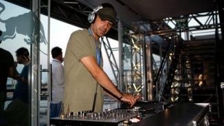 DJ en la Energy Station