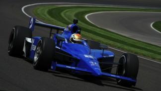Oriol Servià-Newman/Haas-Dallara