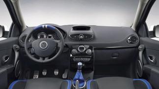 Renault Clio RS Gordini interior