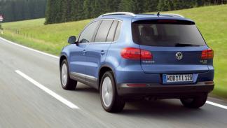 SUV Tiguan Trasera Volkswagen nuevo