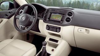 SUV Tiguan interior Volkswagen nuevo
