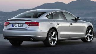 Audi A5 Sportback trasera