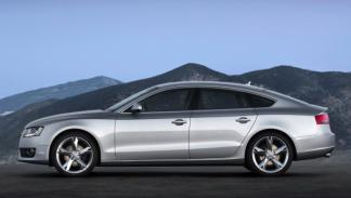 Audi A5 Sportback lateral