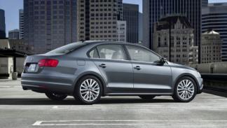 Volkswagen Jetta barrido