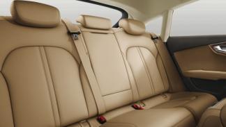 Asientos Audi A7 Sportback