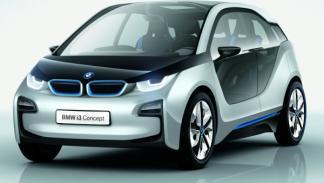 BMW i3 frontal