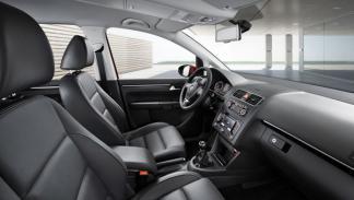 Interior del VW Touran
