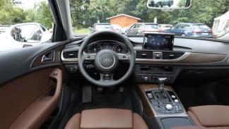 Audi-A6-Avant-Interior