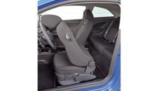 Seat Ibiza TDI FR plazas traseras