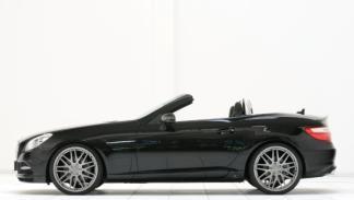 Brabus-Mercedes-SLK-lateral