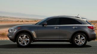 Infiniti FX35 lateral