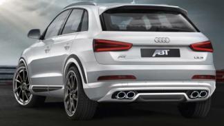 ABT Audi Q3 trasera