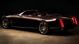 Cadillac Ciel Concept trasera