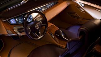 Cadillac Ciel Concept interior
