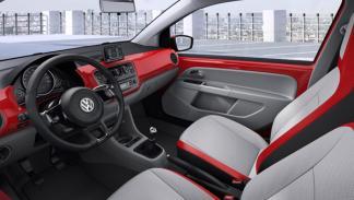 Volkswagen up! interior