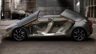 Peugeot HX1 vista lateral