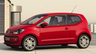 Volkswagen up! lateral