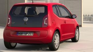 Volkswagen up! trasera