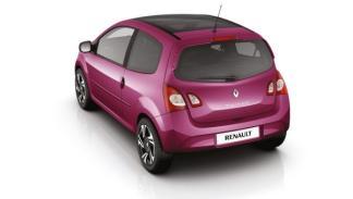 Trasera del nuevo Renault Twingo