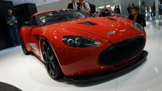 Aston Martin V12 Zagato salón Frankfurt 2011