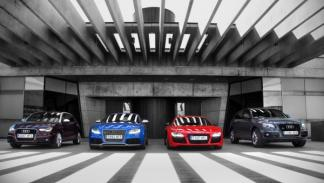 audi exclusive colores 200 personalizados