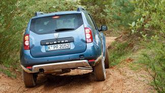 Dacia Duster laureate trasera