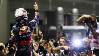 Sebastian Vettel-GP de Singapur