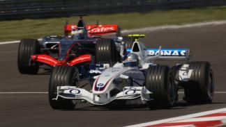 Sebastian Vettel-BMW Sauber-GP Turquía 2006