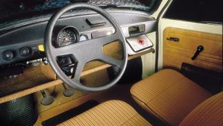 Interior del Trabant