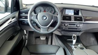 Interior del BMW X5