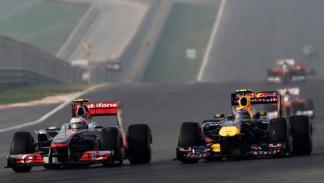 Jenson Button-McLaren/Mark Webber-Red Bull