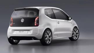 Volkswagen GT up! Concept trasera