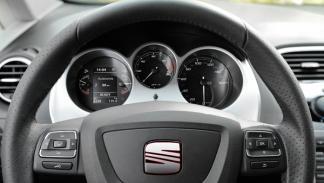 Seat Altea XL Electric Ecomotive interior