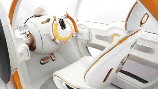 Suzuki Q-concept interior Salón de Tokio 2011