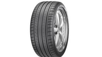Diseño del Dunlop SP Sport Maxx GT