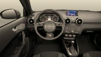 A1 Sportback interior