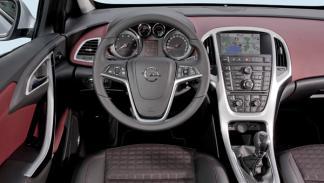 Interior Opel Astra GTC
