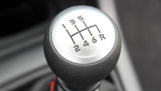 Suzuki Swift Sport cambio