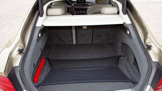 Audi A7 sportback maletero