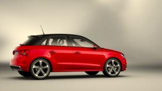 Lateral del Audi A1 Sportback
