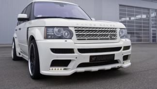 Range Rover Hamann delantera