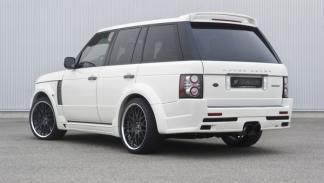 Range Rover Hamann trasera