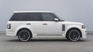 Range Rover Hamann lateral