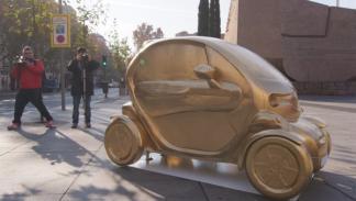 Renault Twizy Parade brillante